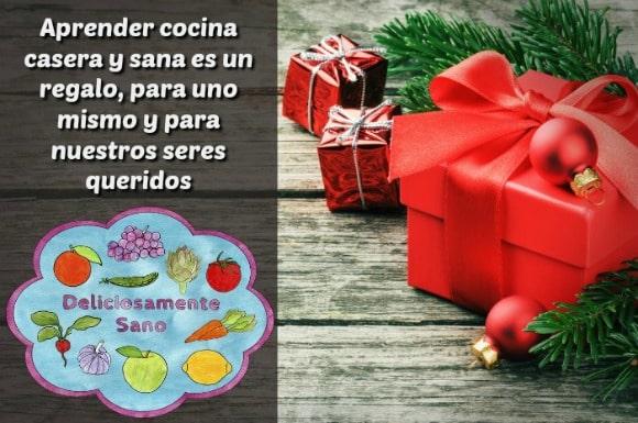 regalo curso 1 peq - Aprender cocina casera y sana es un gran regalo