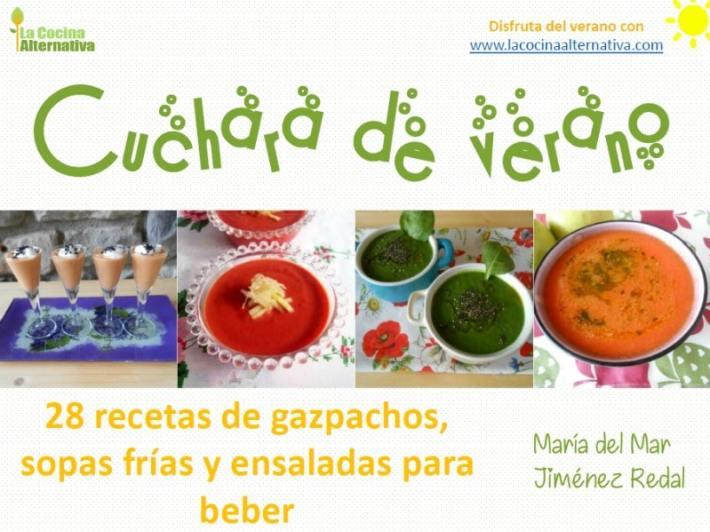 recetas de gazpachos y sopas frías