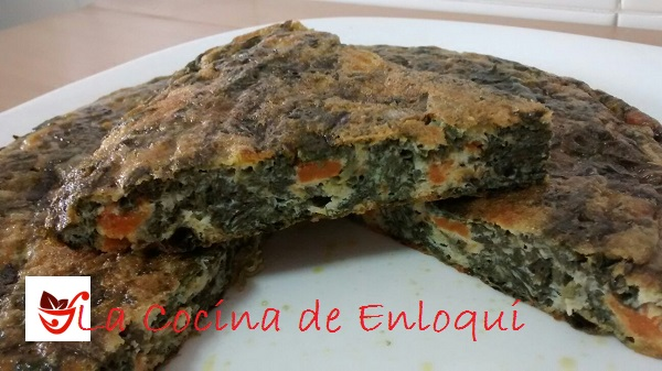 26.02.16 tortilla de acelgas y zanahoria (2)
