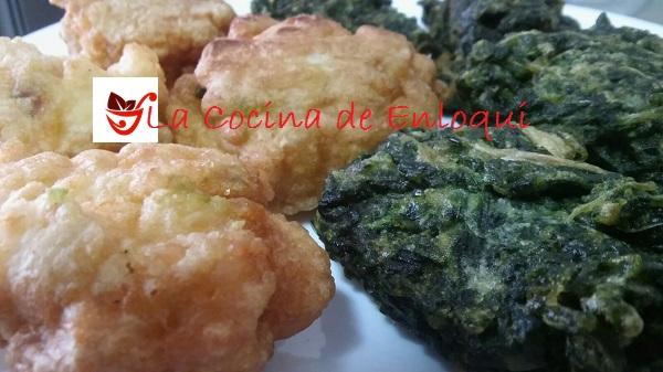17.03.16 tortitas de bacalao y de acelgas (1)