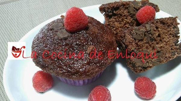 04.06.16 muffins de chocolate súper esponjosos (3)