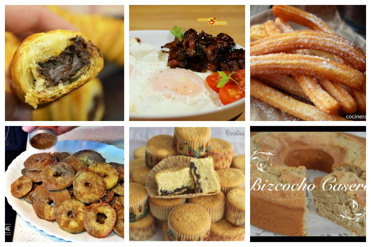 Las mejores ideas para desayunar