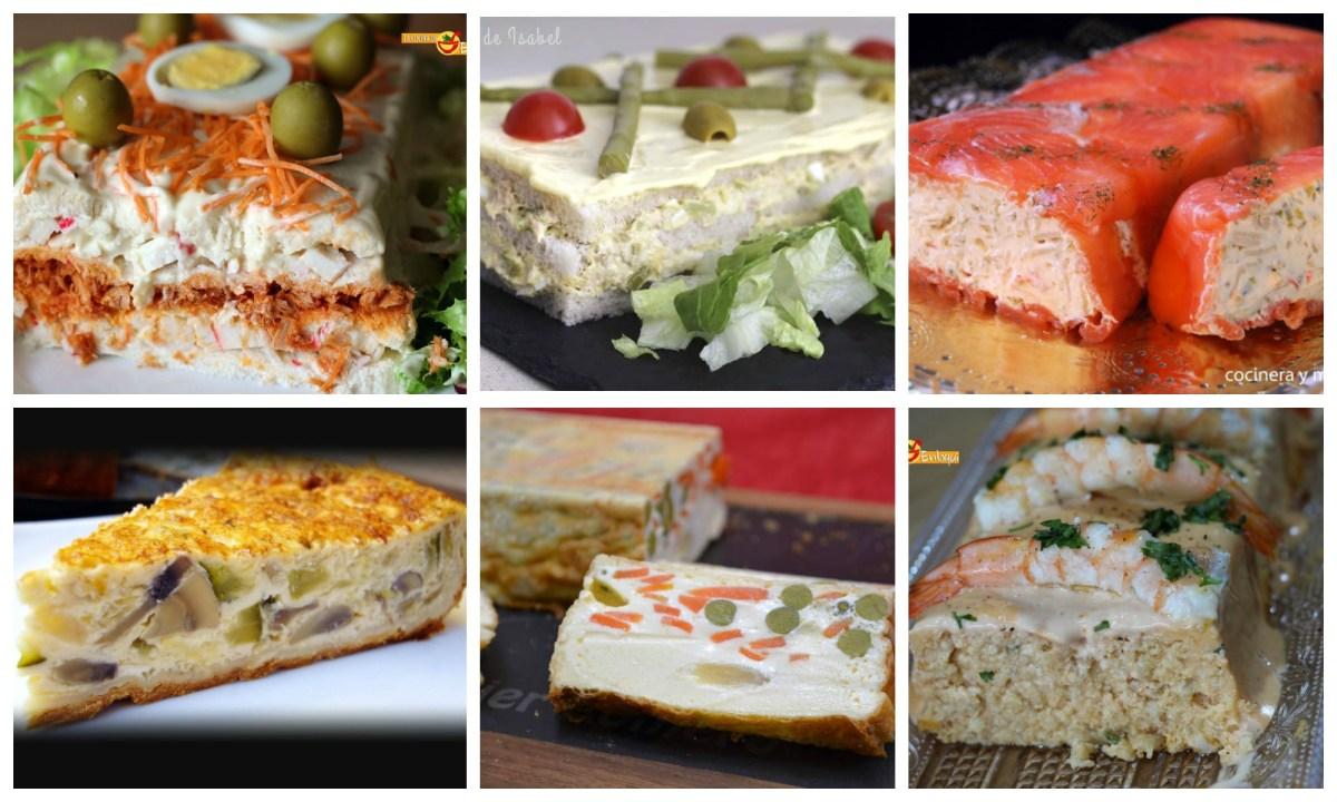 Los pasteles salados más fáciles