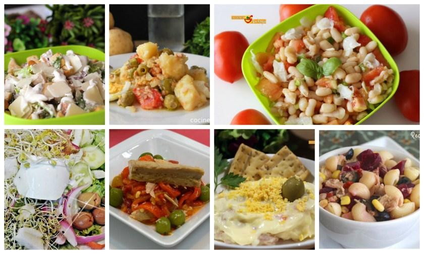 Las mejores ensaladas para el verano la cocina de enloqui for Las mejores ensaladas