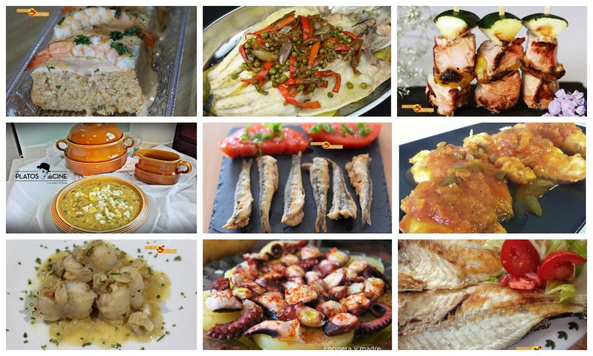Recetas fáciles y ricas con pescado