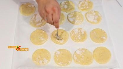 Patatas fritas sonrientes