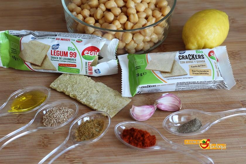 Cómo hacer hummus