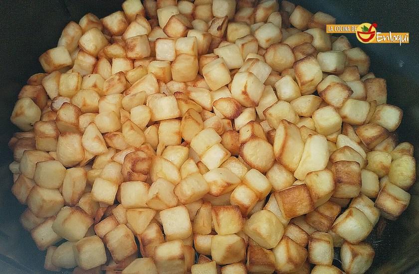 Salchichas en salsa de mostaza