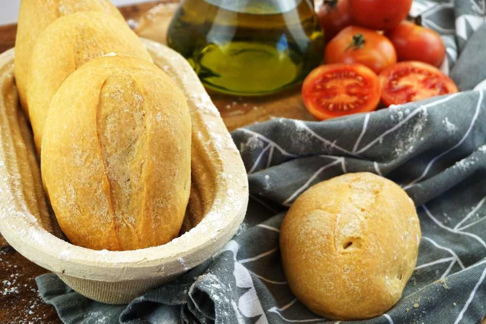 panecillos de aceite de oliva de Mallorca