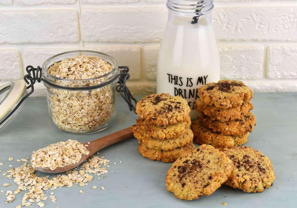 galletas sin azúcar y sin harina para diabéticos
