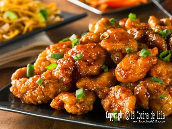 7 Recetas de comida china  La cocina de Lila