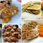 6 recetas jugosas de pechuga de pollo. 3ªparte
