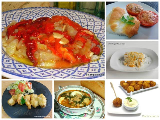 Hoy comemos bacalao. Crujiente, gratinado, en ensalada, croquetas, potaje