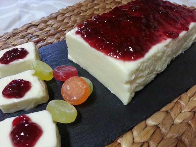tarta fria de queso sin horno cocina facil