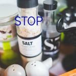 Cocinar sin sal previene reduce hipertension