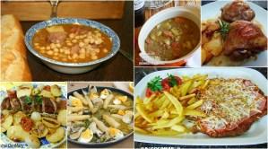 menú semanal para planificar la semana