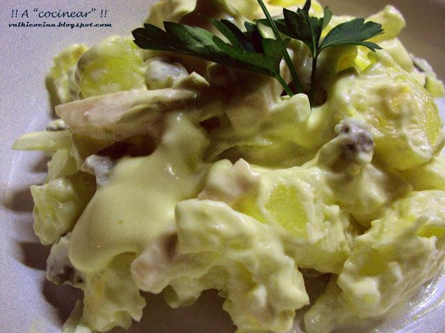 recetas de ensaladilla