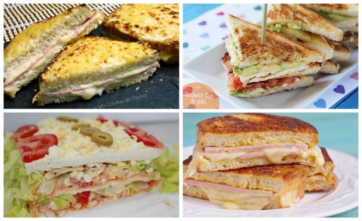 sandwiches más famosos