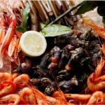 Mariscadas con todo el sabor de las tierras gallegas