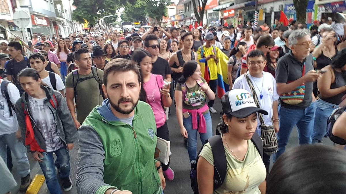 protesta marcha 3