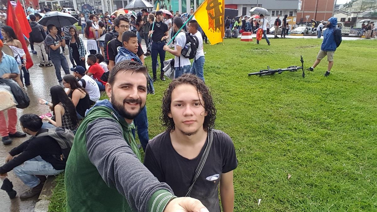 protesta marcha 4