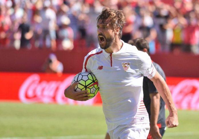 Llorente, a un paso de dejar el Sevilla