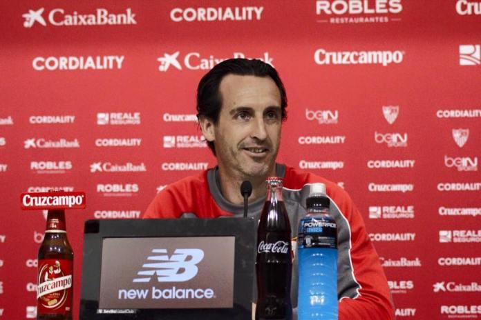 Emery: «Cada partido es una nueva vida»