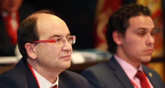 Roberto Alés: «Pido al sevillismo que apoye a Castro»