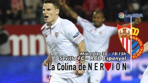 Sevilla FC-RCD Espanyol: Tres puntos para alcanzar Europa