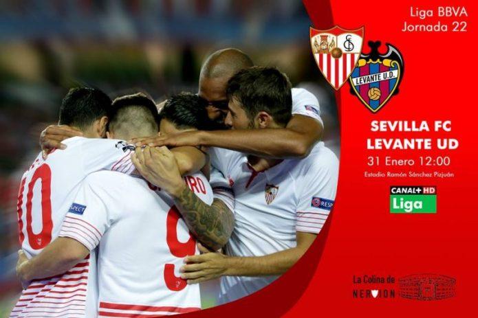 Sevilla FC-Levante UD: Toca ganar