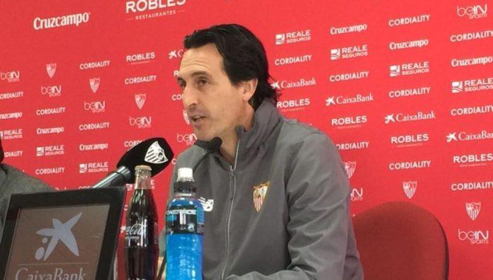 """Emery: """"Mi mayor regalo sería que jugáramos un buen partido"""""""