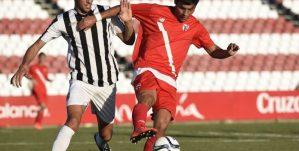FC Cartagena 0-2 Sevilla Atlético. Vuelven A Ganar
