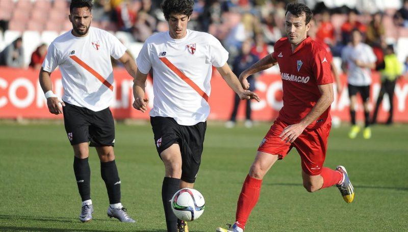 Sevilla At 1-1 Marbella FC Poco Premio Para El Filial