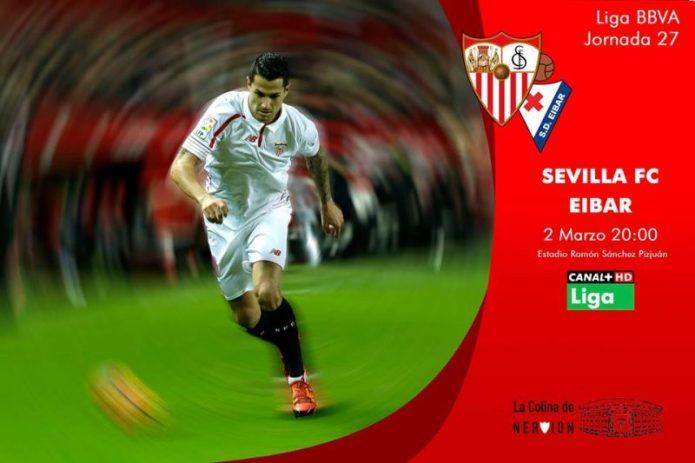 Sevilla FC – SD Eibar: A seguir con la buena racha en casa