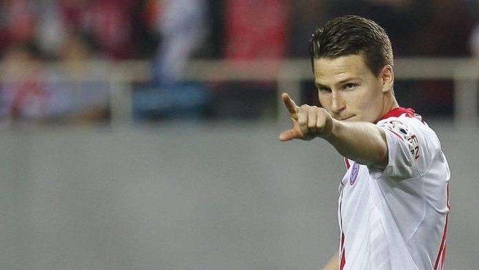 Gameiro: «Sevilla, te quiero muchísimo»