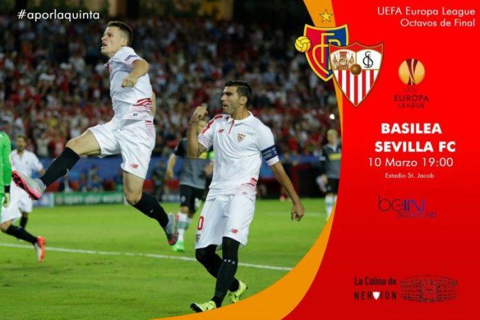 Basilea- Sevilla FC. Nuevo reto