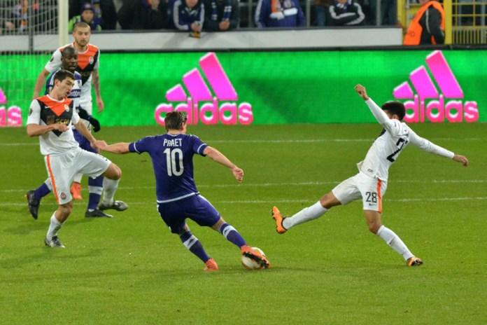 Praet: «El Anderlecht está en su derecho de pedir esa cantidad si piensa que lo valgo»