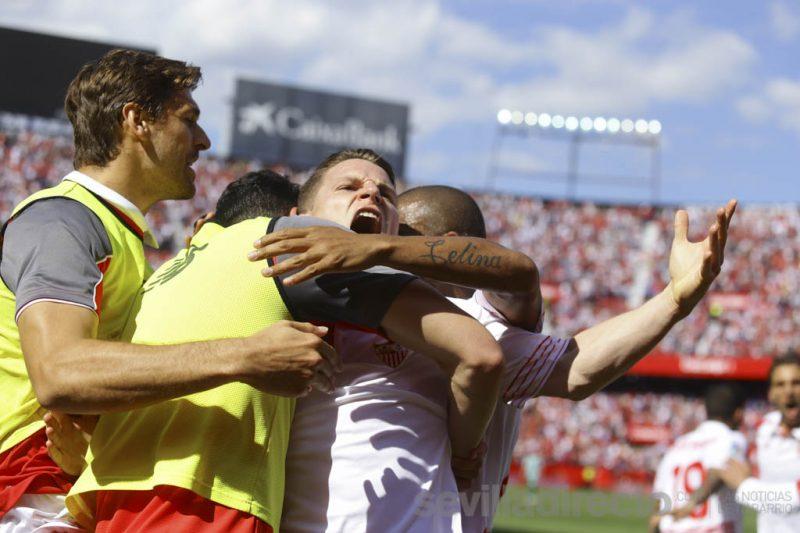 Galería fotográfica Sevilla 2 – 0 Betis