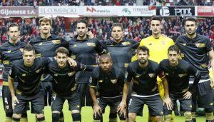 Iborra, el mejor de un Sevilla que navega sin rumbo en Liga