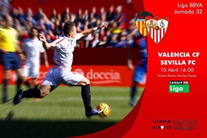 Los números no acompañan al Sevilla en Valencia