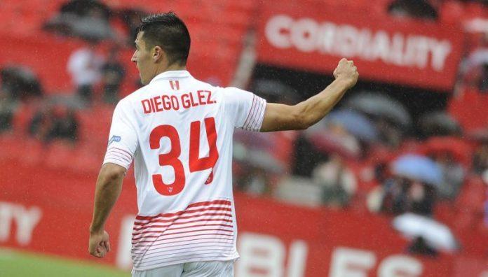 Diego González: «Salir y meter un gol me da fuerza interior y confianza»