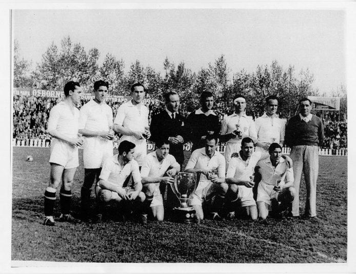 70 años del 8-0 al Barcelona