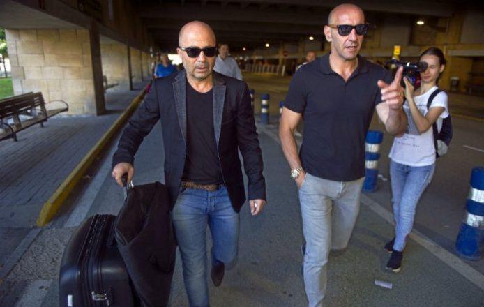 Los hombres de confianza de Sampaoli en el Sevilla