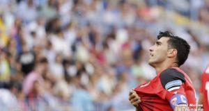 Reyes, celebrando un gol con el Sevilla | Imagen: La Colina de Nervión - Ismael Molina