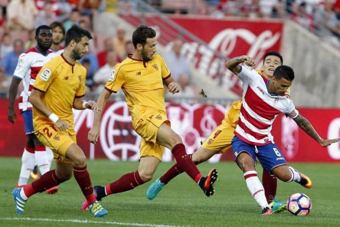 Un Granada en apuros recibe a un Sevilla de Champions