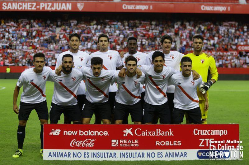 Galería Fotográfica Sevilla Atlético – Girona