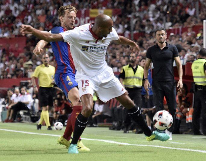 El Sevilla rechaza la oferta y pide 40 kilos a plazos por N'Zonzi