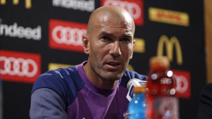 Zidane tiene razón: el Madrid no es favorito