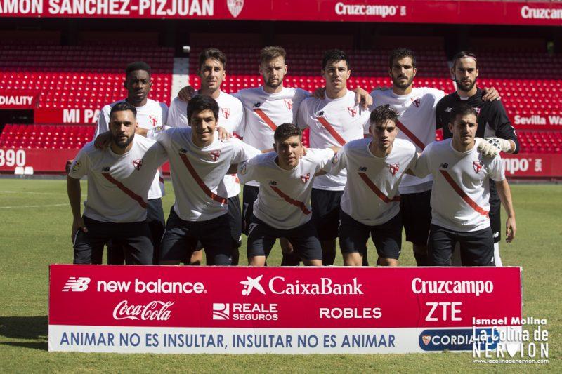 Galería fotográfica Sevilla Atlético – AD Alcorcón