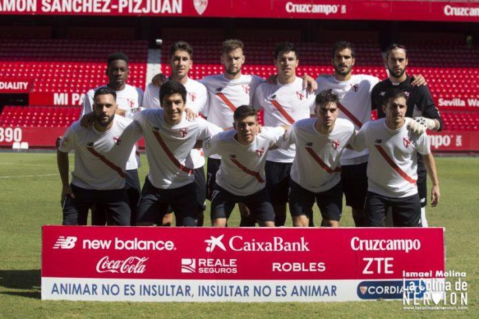 El Sevilla Atlético continua su buena racha